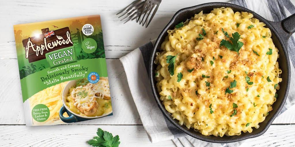 Award winning cheese giant to launch New Grated Vegan option UK