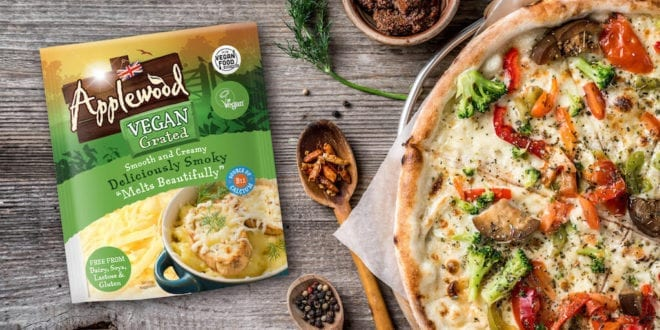 Award winning cheese giant to launch New Grated Vegan option UK