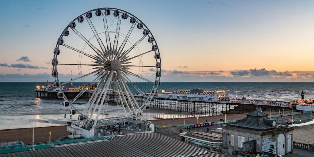 Brighton top 10 vegan-friendly cities