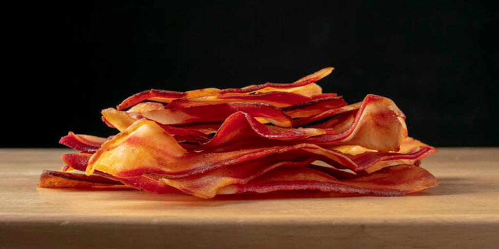 Hooray Foods' plant-based bacon to launch in US retail in November
