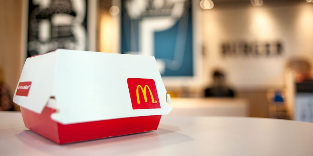 McDonald's is reportedly launching vegan burgers UK