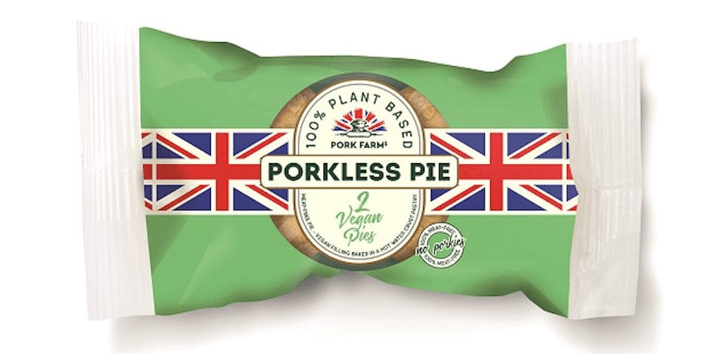 New vegan porkless pies launch at Asda