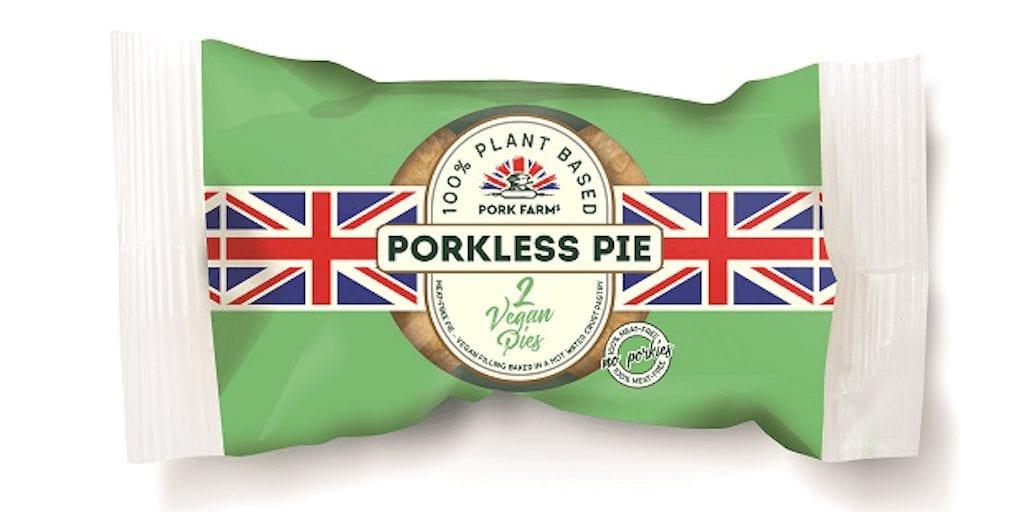 New vegan porkless pies launch at Asda