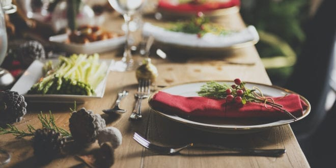 Plant-based Christmas dinners set to be more popular than beef and lamb this year