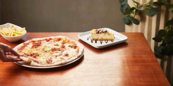 Prezzo adds Vegan Bolognese Pizza to menu