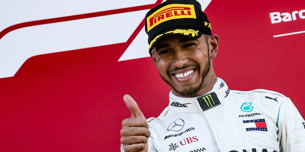 Vegan athlete Lewis Hamilton's 92nd Grand Prix title breaks F1's all-time win record