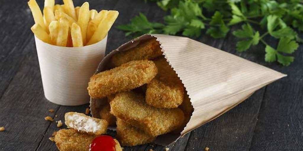 Vegan brand to give away a year's supply of plant-based chicken nuggets