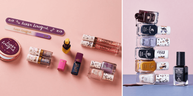 Barry M launch vegan Harry Potter makeup collection