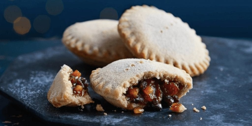 Greggs just launched vegan mince pie Christmas