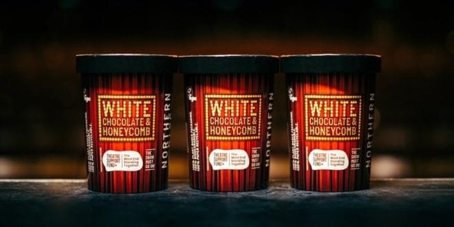 Northern Bloc's limited-edition vegan white chocolate ice cream hits Waitrose shelves