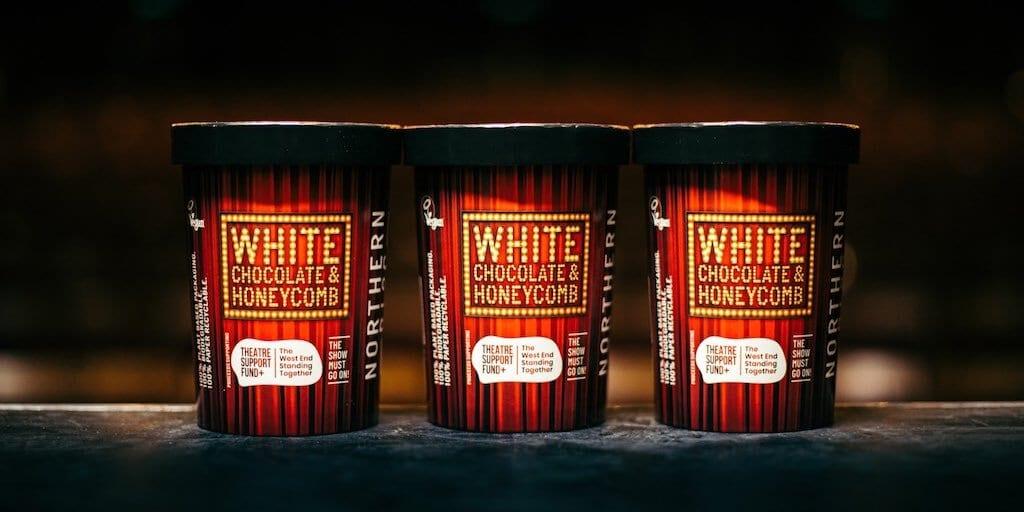 Northern Bloc's limited-edition vegan white chocolate ice cream hits Waitrose shelves