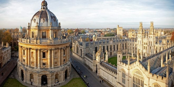 Oxford university votes to ban beef and lamb on campus to fight climate change