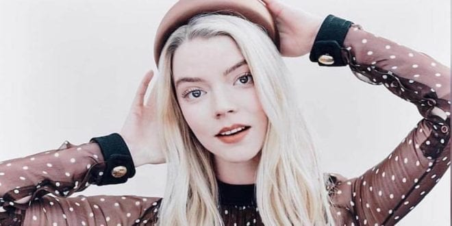 The Queen's Gambit star Anya Taylor-Joy says she has been 'the healthiest' on a vegan diet_TotallyVeganBuzz