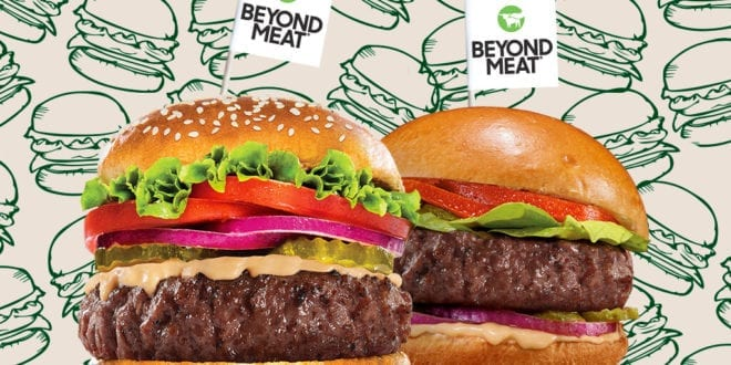 Two 'healthier and juicier' versions of Beyond Burgers launching soon