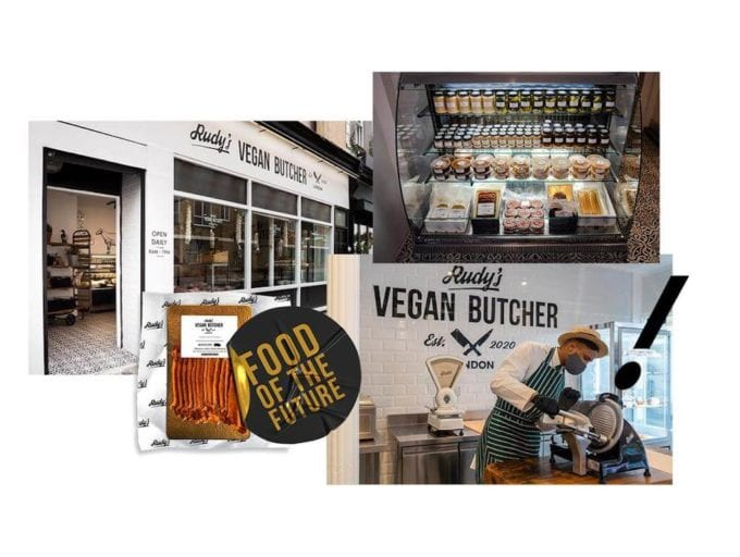 UK's first vegan butcher sold out on opening day