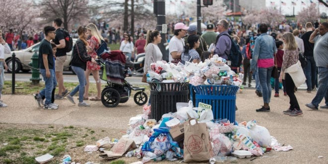 US is the world's top plastic waste contributor