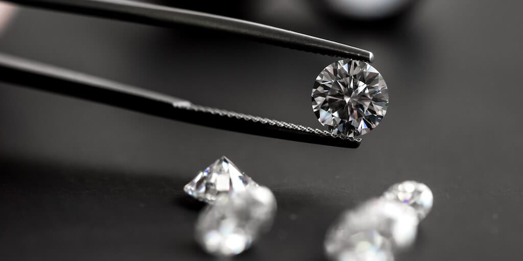 "World's first zero-impact diamonds created by Ecotricity founder are ""made from the sky"""