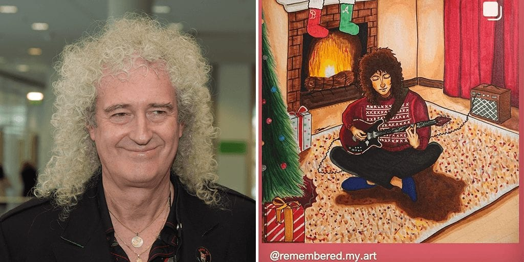 Brian May questions the Christmas tradition of having a turkey, says 'its not attractive to me now'