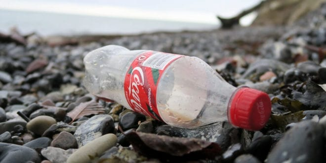 Coca Cola, Pepsi and Nestlé are top plastic polluters for third year in a row, says report