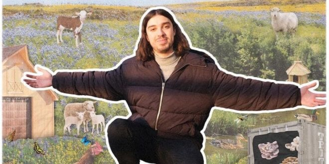 Earthling Ed opens animal sanctuary to home 'abused and unwanted animals'