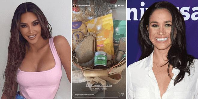 Meghan Markle sends Oprah special vegan latte gift basket for Christmas