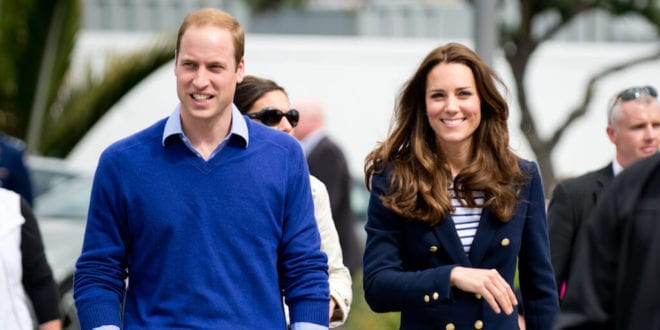 Prince William and Kate slammed for using 'live animals as decorations' on tour