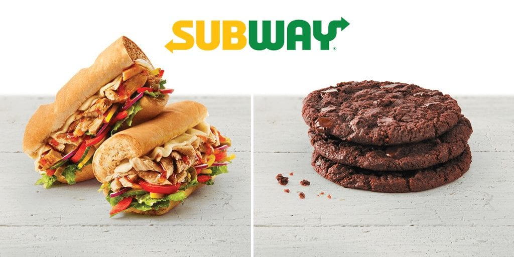 Subway just launched a new vegan 'chicken' sub and cookie in stores across UK