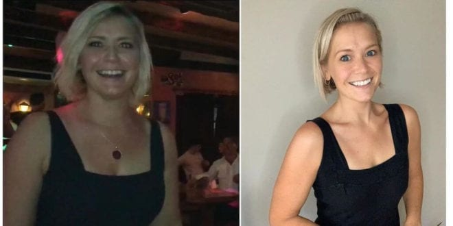 Suzanne Shaw credits vegan diet, meditation, and hard work for incredible physical transformation