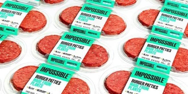 We can completely replace of the use animals as a food technology by 2035,' says ​Impossible Foods CEO