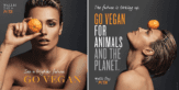 Wallis Day urges fans to go vegan for a ' brighter future'