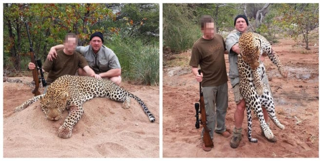 Brit trophy hunter boasts of unbeatable deals to shoot 'plentiful' endangered animals in South Africa despite the pandemic