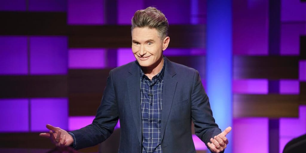 Comedian Dave Hughes says 'miracle' vegan diet is 'really good' for his body_TotallyVeganBuzz