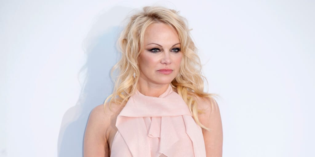 Pamela Anderson says vegan diet has helped husband's 'performance' and improved their sex life.
