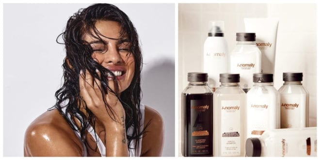 Priyanka Chopra launches sustainable vegan haircare line 'Anomaly'