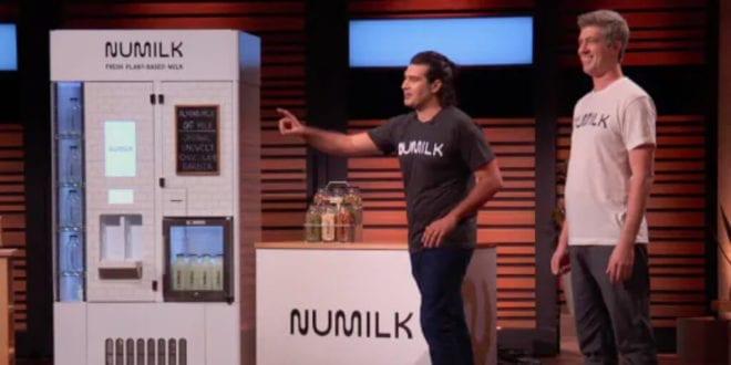 A DIY vegan milk machine company lands a $2 million deal with Shark Tank Investor Mark Cuban