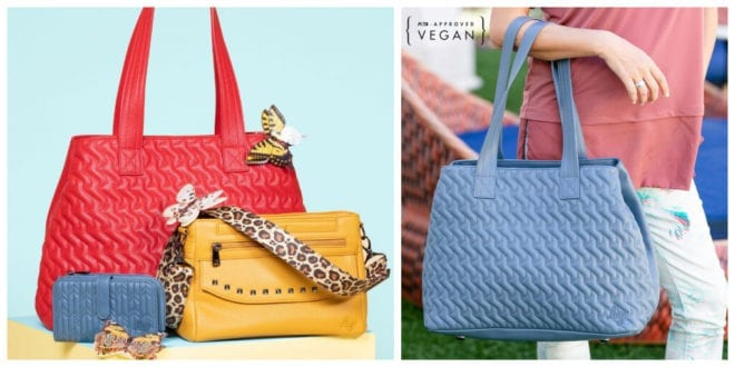 Lug unveils first-ever PETA-approved vegan leather collection