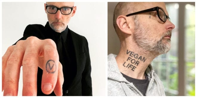 Moby faces backlash for saying there would be 'no pandemics in a vegan world'