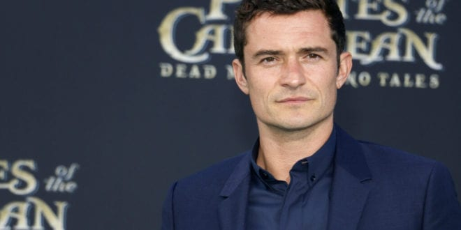 Orlando Bloom opens up on following a healthy and 90% plant-based lifestyle