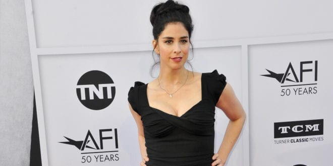 Sarah Silverman says 'a vegan diet or just a healthy' whole food ' diet should be made accessible to all