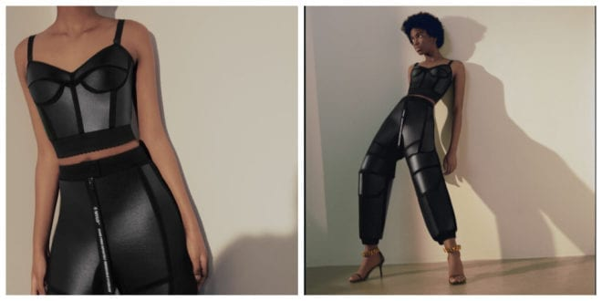 Stella McCartney creates world's first vegan mushroom leather garments