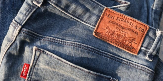 Activists give Levi's a 'dressing down' for its continued use of leather patches