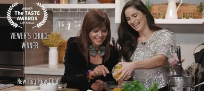 Amazon's vegan cooking show wins two prestigious Taste Awards
