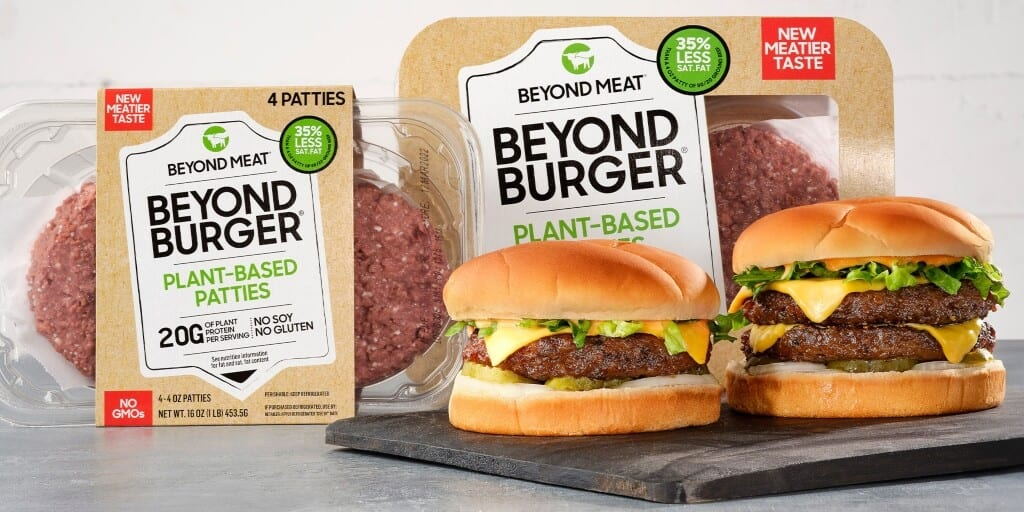 Beyond Meat to launch its 'juiciest burger' with major nutritional benefits over 80_20 beef