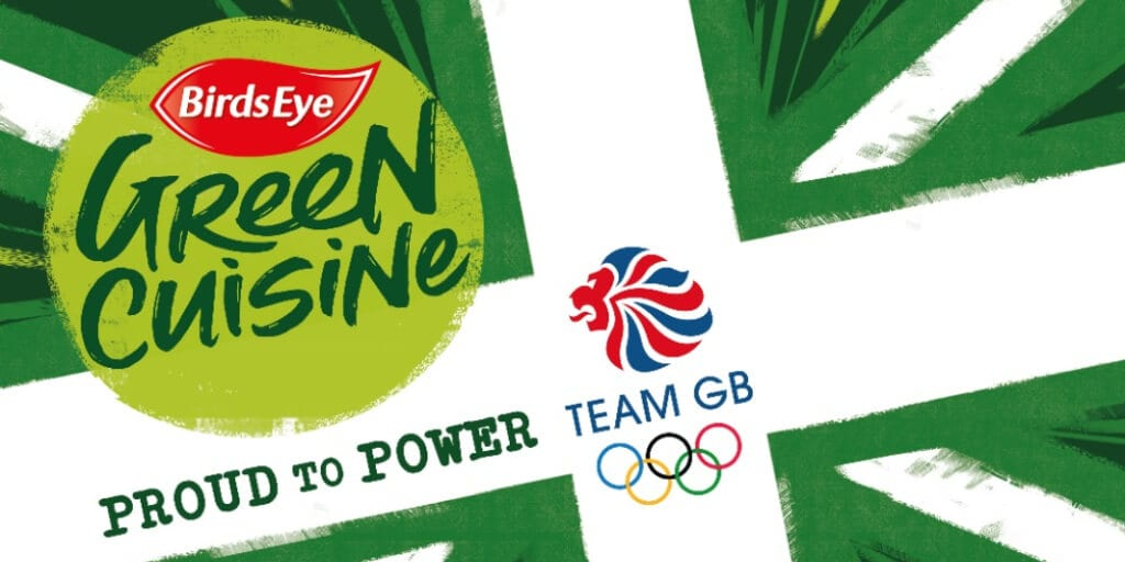 Birds Eye named official plant-based supporter of Team GB for Tokyo 2020 Olympics