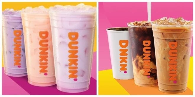 Dunkin' to expand non-dairy options by adding coconut milk to US menu