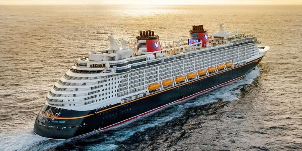 Disney's 'latest and greatest' cruise ship to be first to offer vegan menus