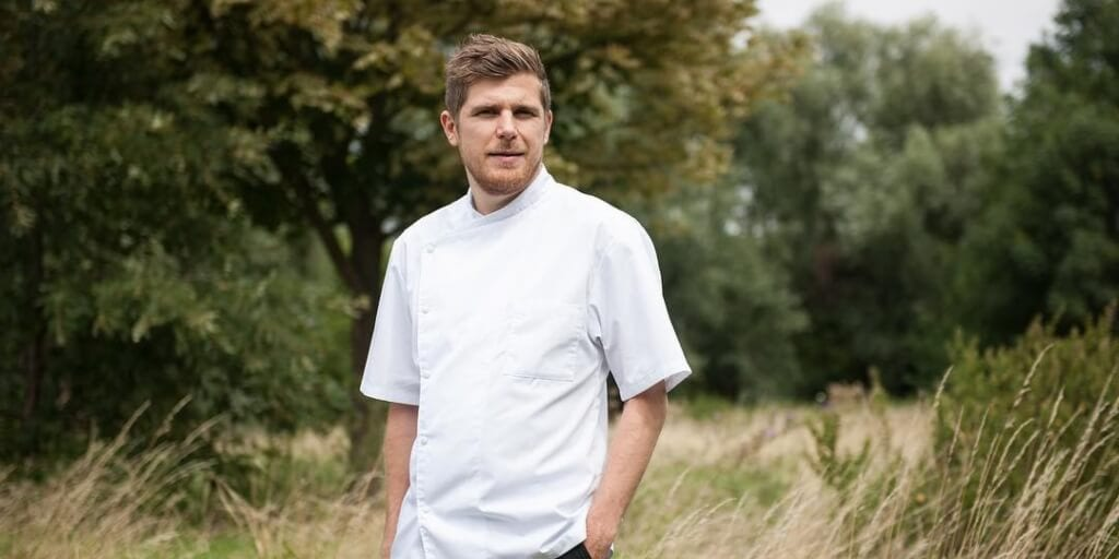 Hoxton chef is the first vegan to reach Great British Menu's regional finals