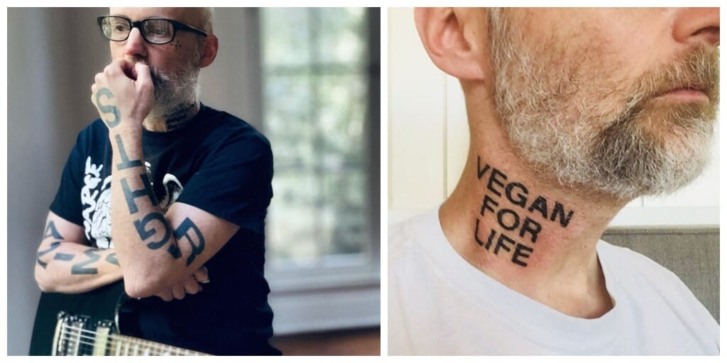 Moby says animal rights are 'more important' to him than dating, career, and health