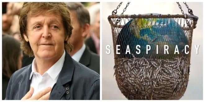 Paul McCartney tells 4.1 million followers that 'everyone should watch' Seaspiracy