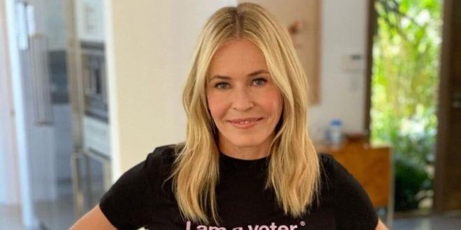 Chelsea Handler says she won't go vegan because 'vegan people fart a lot'